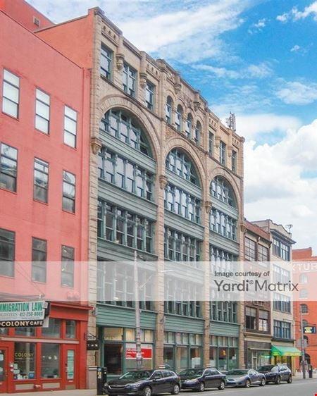 Byrnes & Kiefer Building - Pittsburgh