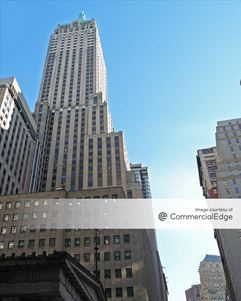 The Trump Building - New York