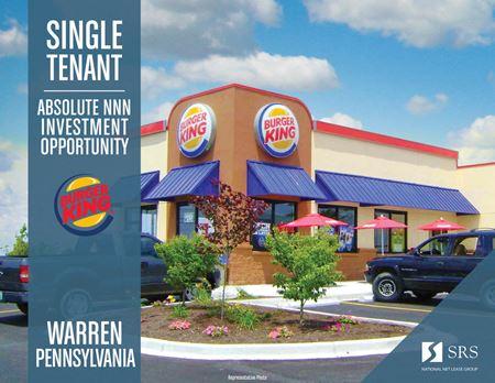 Warren, PA - Burger King - Warren