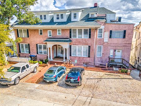 38-Unit Historic Multifamily   Hickman Street - Augusta