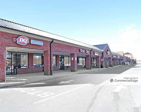 The Shops on Eagleview Blvd - Exton