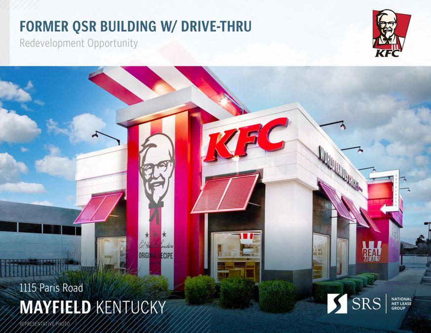 Mayfield KY - Former KFC