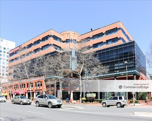 Bethesda Gateway Building