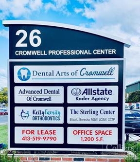 Newly Renovated Office For Lease