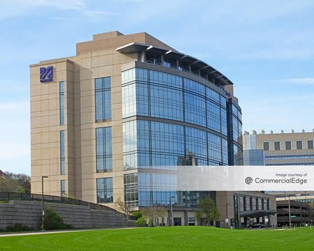 University of Massachusetts Medical School - Aaron Lazare Medical Research Building - Worcester