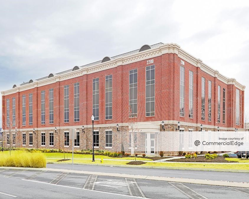 St. Luke's Anderson Campus - Specialty Pavilion