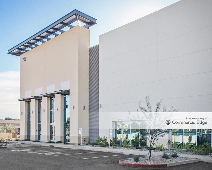 Metro East Valley Commerce Center II - Building A
