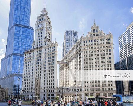 Wrigley Building-South Tower - Chicago