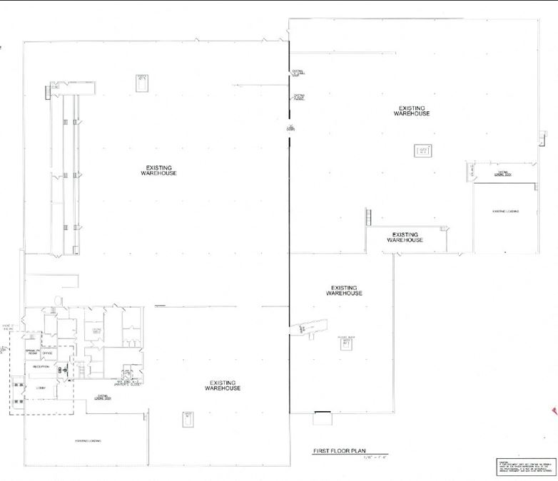 ±110,000 SF Industrial Opportunity