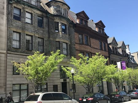 1110 - 1120 N Charles Street - Baltimore