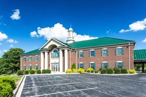 Regional Bank Anchored Office Building  | Richmond KY - Richmond