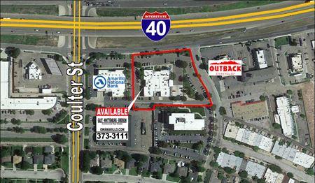 Coulter Plaza - 7203 I-40 West - Amarillo