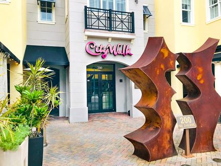 CITY WALK @ PINEAPPLE GROVE - Delray Beach