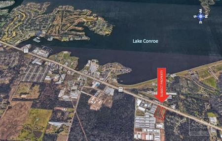 For Sale | ±3.39 Acres and ±1.7 Acres on SH 105 & Old Hwy 105 W - Conroe