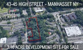 43-45 High Street Manhasset NY - Manhasset