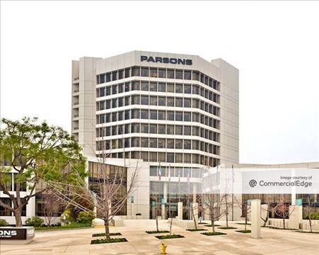Parsons Campus - Pasadena