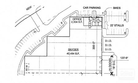 40,484 SF Available For Lease at North Shore Industrial Center in Skokie, Illinois - Skokie