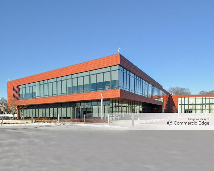 MACOM Headquarters - 144 Chelmsford Street