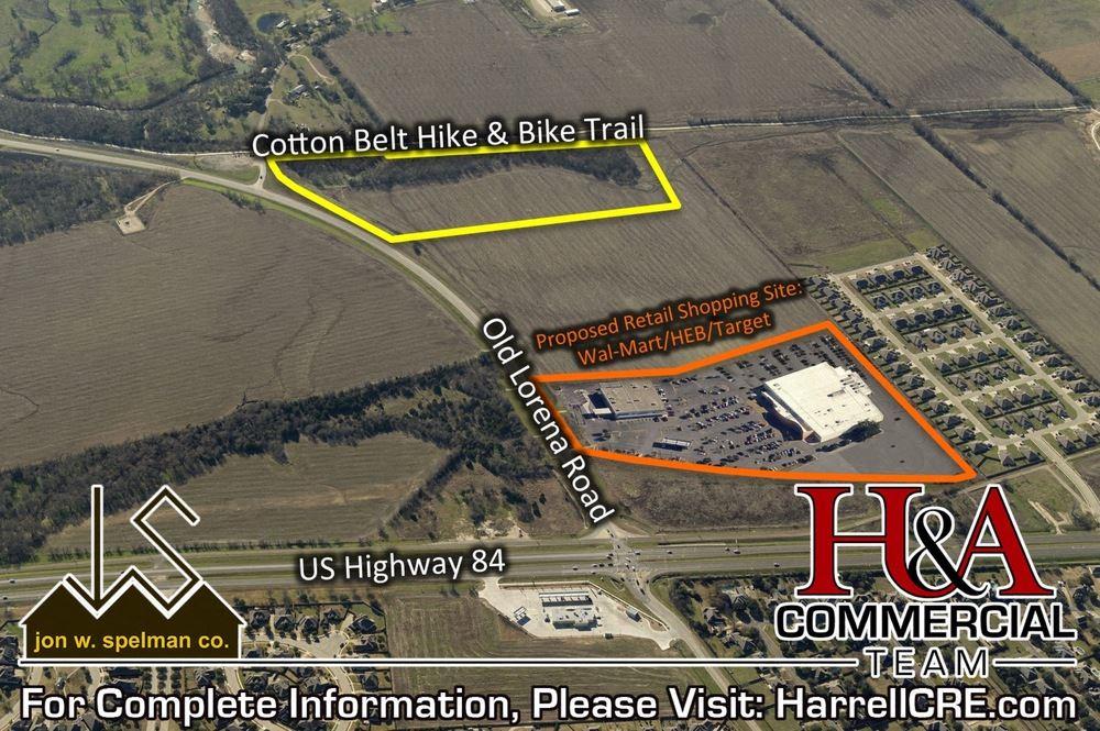 Multi-Family Development Land in West Waco