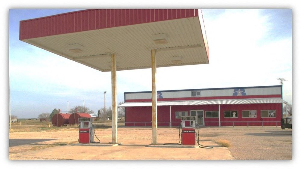Stars and Stripes Convenience Store