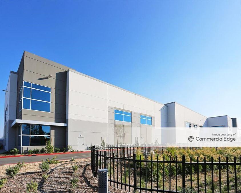 The South Bay Ports Logistics Center