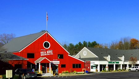 Red Barn Shopping Center - Conway