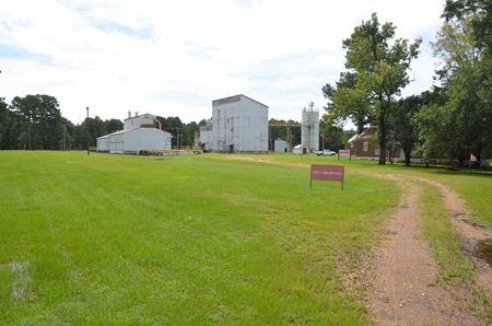 Halliburton Industrial Campus on 21.33 AC - Texarkana