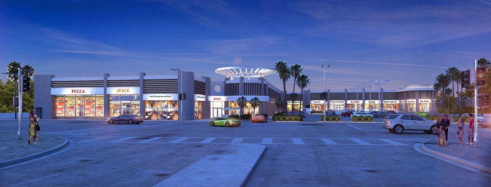 Alameda Plaza