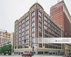 Historic Railroad Building - Kansas City