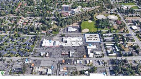 Lincoln Heights Pad Site - Spokane