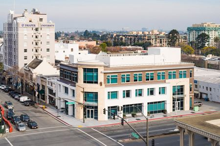 Downtown San Mateo Clocktower