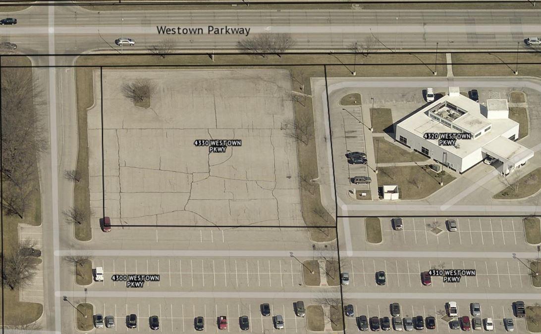 Westown City Center Pad Site
