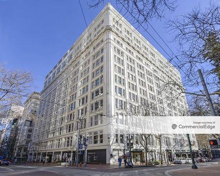 Meier & Frank Building - Portland