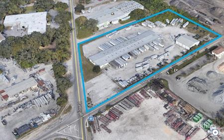 Truck Terminal for Lease - Tampa