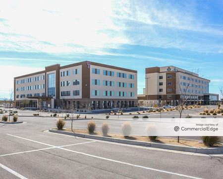 The Hospitals of Providence Transmountain Campus - Medical Office Building - El Paso