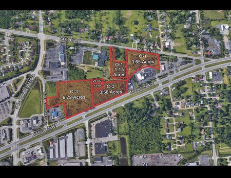 Canton Development Land - Michigan Ave - Canton Township