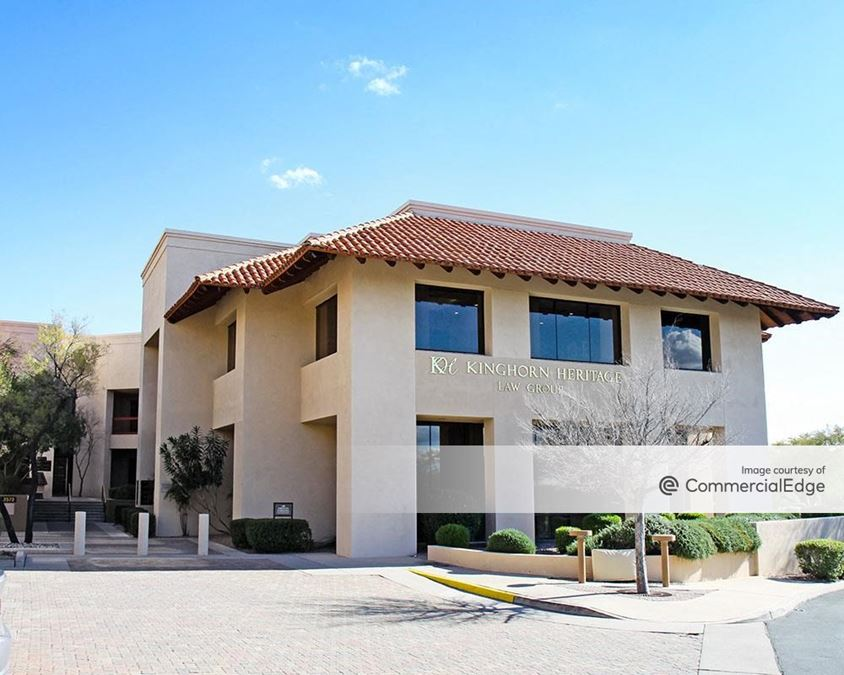 La Paloma Corporate Center - 3573 East Sunrise Drive