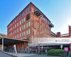 Wake Forest Innovation Quarter - Albert & Victoria Halls - Winston-Salem