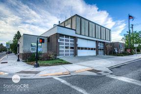 Fire Station 1 - 34 N Rouse Avenue - Bozeman