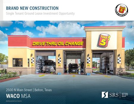 Belton, TX - Take 5 Oil Change - Belton