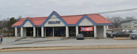 Harrison Street Retail/Office Opportunity for sale or lease - Batesville