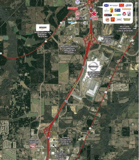 Development Opportunity Off Exit 119 - Canton