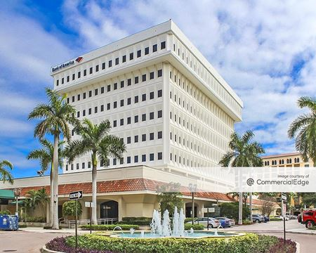 Bank of America Tower - Boca Raton
