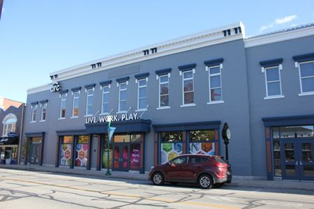 310 Spring Street - Office/Retail Space - Jeffersonville