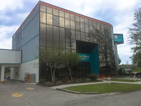 Professional Office Space in Bank Building - Mandeville