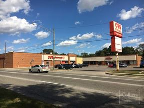 For Lease > Retail > CVS Anchored Center