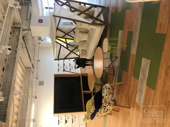 Brand New, Creatively Designed Sublease Opportunity