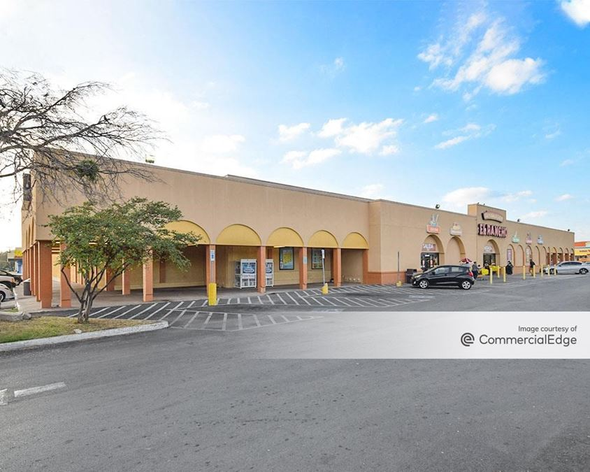 Pleasant Grove Shopping Center