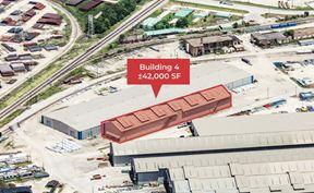Greens Port Industrial Park, Building 4