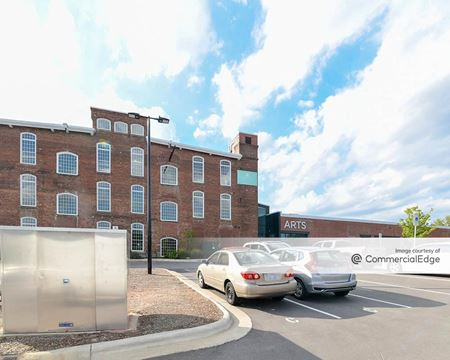 Golden Belt Campus - Mill No.1 - Durham